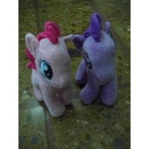 Peluche De Mi Pequeño Pony De 25 Cm Con Sonido