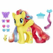 My Little Pony - Rainbow Power Fluttershy Mechones A La Moda