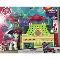 My Little Pony - La Boutique De Rarity - Hasbro Original