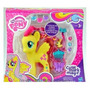 My Little Pony Fluttershy Mechones A La Moda Original Hasbro