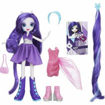 Mi Pequeno Pony Rarity Sparkle Original De Hasbro.