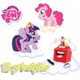 Pequeño Pony Coleccion Mc Donalds 2015 My Little Pony