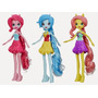 My Little Pony Equestria Pack 3- Pinkie Flutthersy Y Rainbow