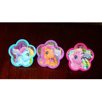 My Little Pony Anillos X 3 Importados