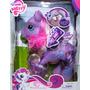 Pequeño Pony Con Luz Y Sonido 22cm - Reyes