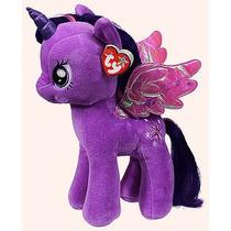 Peluche Pequeño Pony Con Alas