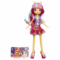 My Little Pony Equestria Girls Friendship Games - Sour Sweet