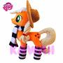 Peluche My Little Pony Mi Pequeño Pony Grandes 35cm Original