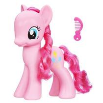 My Little Pony Pinkie Pie Grande 24 Cm Con Peine Hasbro