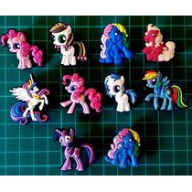 Mi Pequeño Pony Jibbitz & Pins Crocs Usa 4 X $150