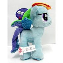 Peluche My Little Pony Rainbow Dash Original Mi Pequeño Pony