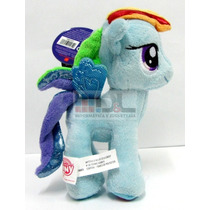 Peluche My Little Pony Rainbow Dash Original Pequeño Pony !!