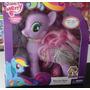 My Little Pony Con Luz Y Sonido + Accesorios Grande 25 Cm