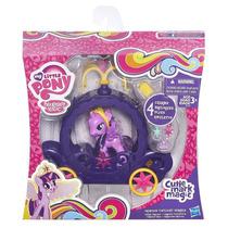My Little Pony - Figura C/ Carruaje Tuni 51241*