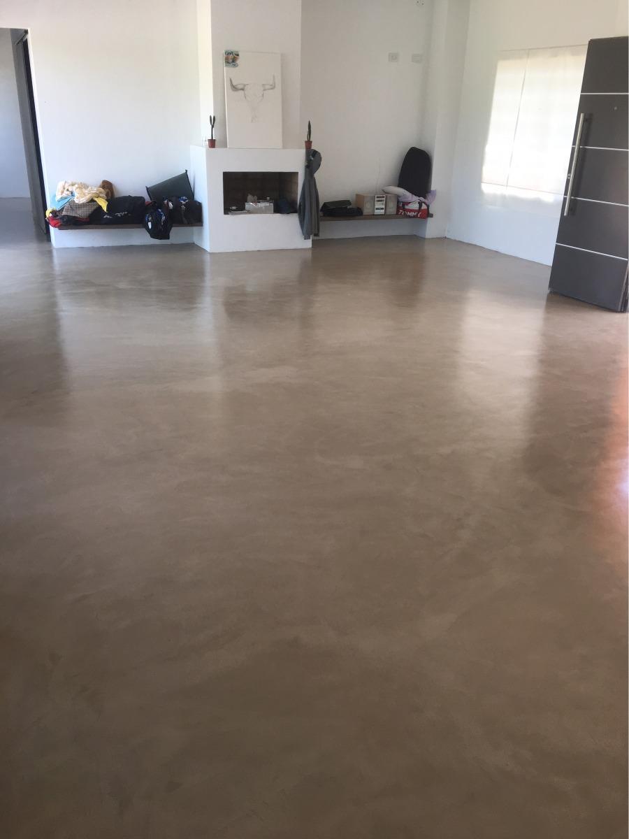 Microcemento cemento alisado micropiso tigre 420 00 - Precios del microcemento ...