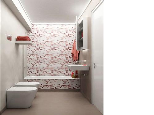 Baños con microcemento alisado ~ dikidu.com