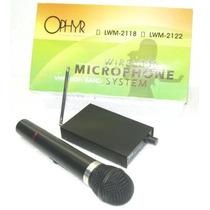 Micrófono Inalámbrico De Mano Profesional Ophyr - Vhf 200mh