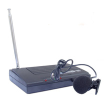 Microfono Inalambrico Corbatero Ciclos Sh 200 Vhf