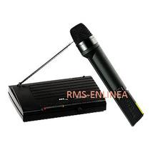 Microfono Inalambrico Skp Vhf 655