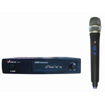 Venetian Ut-31 Microfono Inalambrico De Mano Uhf (470-800)
