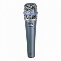 Shure Beta57a Microfono Din. Supercardioide P/ Instrumento