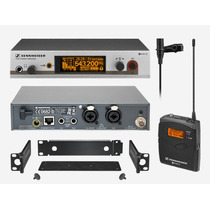 Sennheiser Ew-312g3 Microfono Inalambrico Uhf Corbatero !!