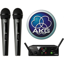 Micrófono Inalambrico Akg Wms40 Mini 2 Vocal Audiomasmusica