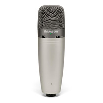 Samson C03u Microfono Usb Condenser Multipatron Para Estudio