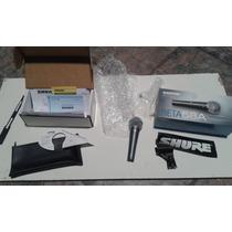 Microfono Shure Beta58a//100% Original (mex) Nuevo!!!!