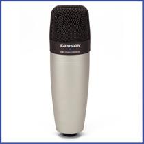 Micrófono Condenser Samson C01 Grabación Estudio Profesional