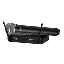 Microfono Inalambrico De Mano Uhf Shure Svx24 / Pg58