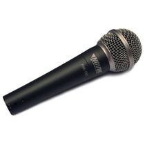 Microfono Novik Fnk-580 Vocal Dinamico Unidirec. C/cable