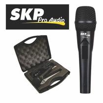 Microfono Dinamico Skp Pro30 Profesional Karaoke