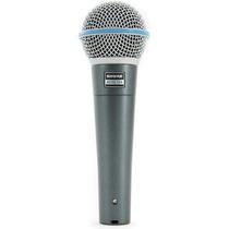 Microfono Shure Beta 58a Nuevo Con Funda Y Garantía
