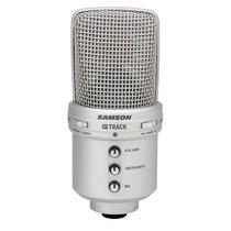 Samson G-track Gm1u Usb Micrófono Condenser Usb Con Interfaz