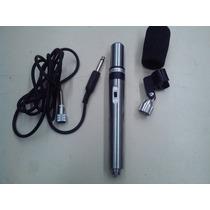 Microfono Dinamico Hi-mike Dm-111 Japones Sin Uso