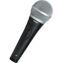 Microfono Mano Shure Pg58 Lc Original Dinamico Gtia Oficial