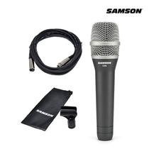 Micrófono Mano Condenser Samson C05 Estudio Prof Vocal