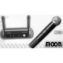 Microfono Inalambrico Moon Mi01vm Vhf Mano