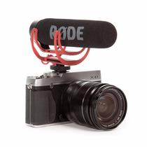 Micrófono Boom Cámara Rode Vm Videomic Go Susp Rycote
