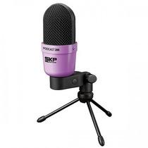 Microfono Pc Grabacion Karaoke Skp Podcast200 Tecnomixmerlo