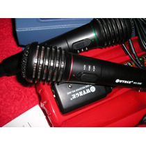 Microfono Inalambrico De Mano