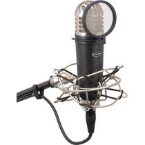 Microfono Samson Mtr101a Condenser Cardiode C/ Pop Y Montura