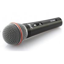 Microfono Dinamico Cardioide Jts Tm-989