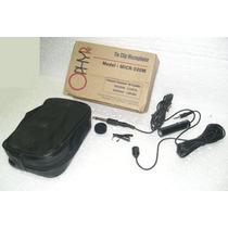 Micrófono Corbatero Ophyr Micr-020m Condenser
