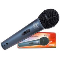 Microfono Dinamico Superlux Eco88 Con Funda Y Pipeta
