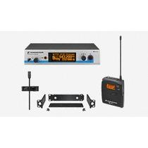 Sennheiser Ew-512 G3 Microfono Inalambrico Corbatero En Uhf