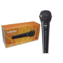Microfono Shure Sv200 Dinamico Multifuncion Voz Karaoke