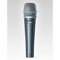 Shure Beta 57a Microfono Dinamico Supercardioide P/ Tambores