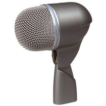 Shure Beta 52a Microfono Dinamico Supercadioide Bombo Bajo